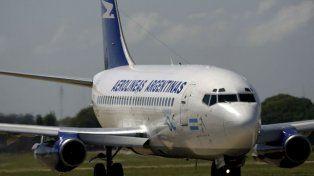 Aerolíneas Argentinas sumará vuelos desde Fisherton al exterior en la temporada veraniega.