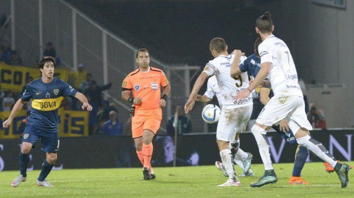 Aquel partido. El 4 de noviembre en Córdoba, cuando un pésimo arbitraje de Ceballos le quitó la ilusión al Canalla.