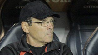 Coordinador. Carlos Picerni dejará su cargo en la cantera del club del Parque.