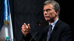Macri habló hoy sobre la muerte del fiscal Nisman.