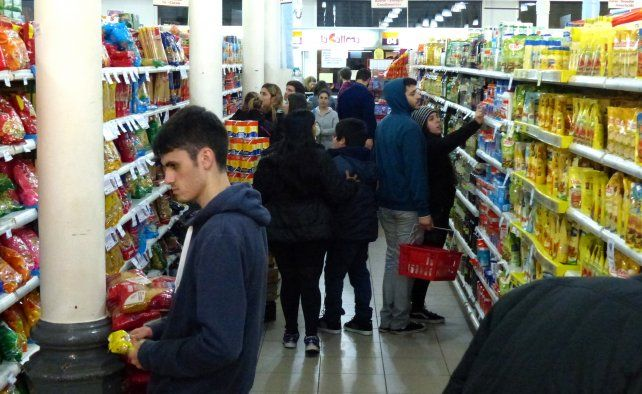 Los supermercadistas plantearon la necesidad de diferenciarnos de las grandes cadenas y hacer un esfuerzo entre las empresas locales.