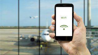 Conectarse a una red WiFi será más simple al bajar del avión.
