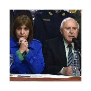 El gobernador Miguel Lifschitz le dio las gracias a la ministra de Seguridad de la Nación, Patricia Bullrich, por la llegada de las fuerzas federales.