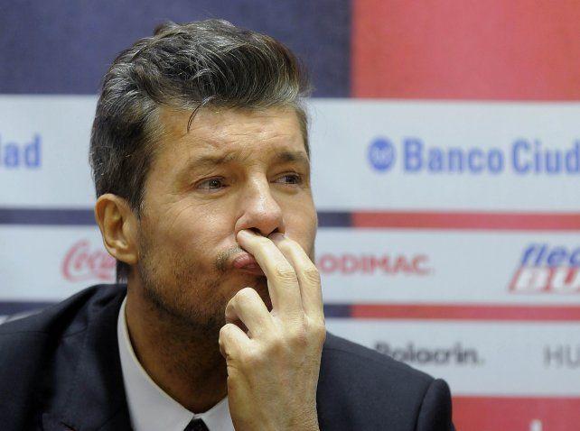 Marcelo Tinelli volvió a la carga contra los directivos de la AFA.