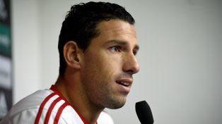 Maxi Rodríguez quedó descartado para el próximo partido de Newells, ante Temperley