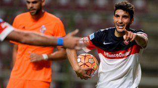 San Lorenzo venció a La Guaira en Venezuela y avanzó a cuartos de la Copa Sudamericana