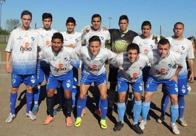 Los salaítos. Dirigidos por Raúl Umeres vencieron de locales 2-0 a los leprosos.