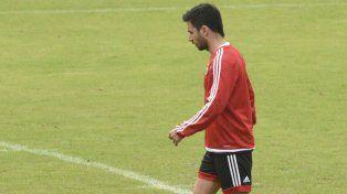 Artillero. Scocco marcó cuatro goles en el presente campeonato. Junto a Maxi está octavo en la tabla histórica de Newells.