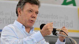 Santos apura a los votantes colombianos para que acompañen el acuerdo de paz