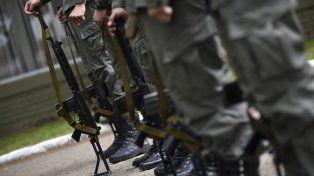 Fuerzas de Gendarmería se instalaron desde ayer en Rosario y otras diez ciudades de la provincia.