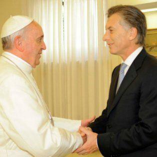 El Papa Francisco y el presidente Macri volverán a reunirse el 15 de octubre en el Vaticano.