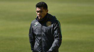 El delantero colombiano Teo Gutiérrez no jugará en el choque entre Central y Arsenal.