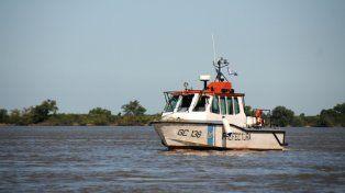 En horas de la tarde de hoy Prefectura Naval halló flotando en las aguas del río Paraná un cuerpo sin vida.