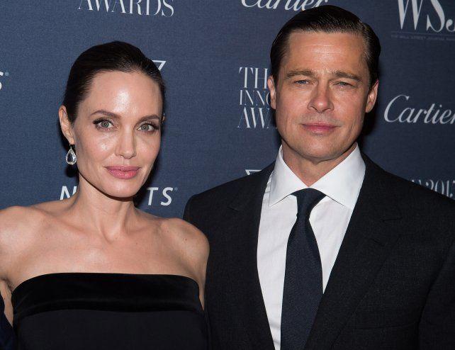 Los puntos claves que Angelina Jolie y Brad Pitt negocian para concretar el divorcio