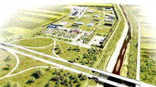 Avanza la construcción del Parque Logístico Tucumán
