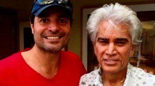 Dos grandes referentes de la música latina se encontraron. Se sacaron una foto y no descartaron grabar juntos.