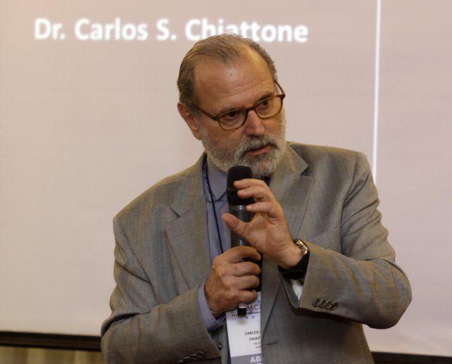 Carlos Chiattone es un reconocido profesional en Latinoamérica en el abordaje de las leucemias.