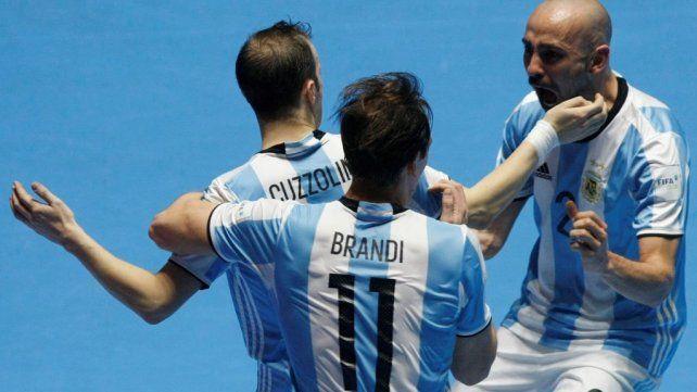Histórico: Argentina venció a Rusia en la final y se consagró campeón del mundo en futsal