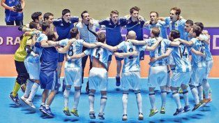 Argentina se consagró campeón del mundo en futsal tras vencer a Rusia