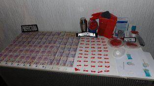 Detuvieron a una mujer de nacionalidad brasileña en Rosario acusada de vender drogas en un boliche