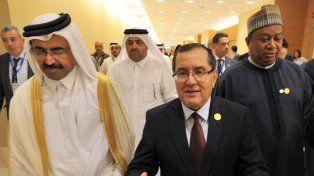 Cumbre. El ministro de Energía de Argelia