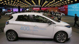 Innovación. El Renault Zoe