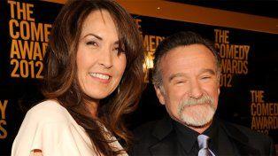 La emocionante carta que publicó la viuda de Robin Williams