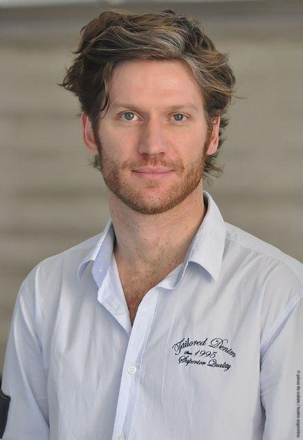 El director. Pablo Maritano.