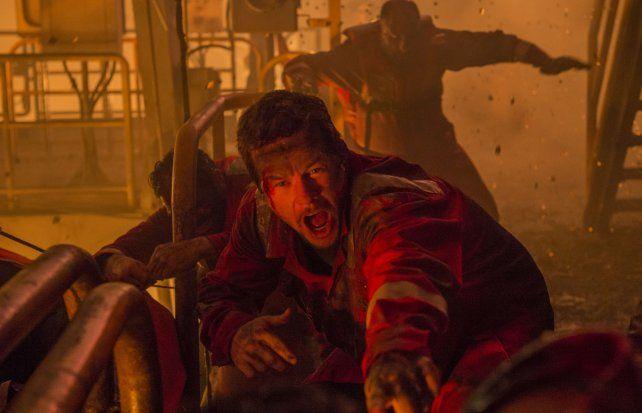 El protagonista es Mike Williams (Mark Wahlberg)