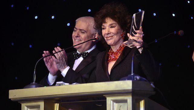 Felices. Carlos Bermejo y Graciela Borges