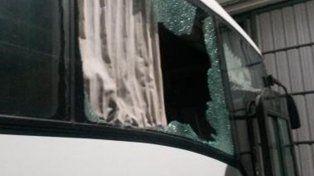 Ventanilla no. Son frecuentes las roturas de vidrios y ya han habido lesionados. Los pasajeros temen sentarse de ese lado.