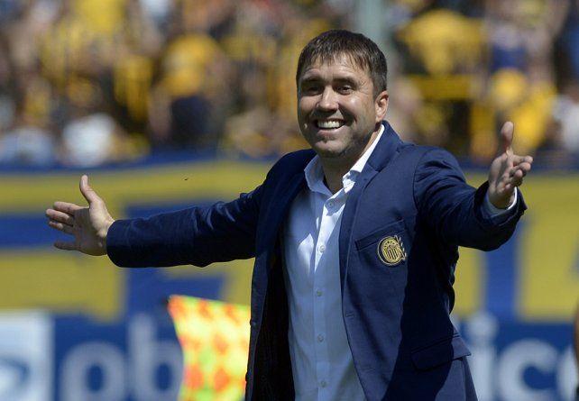 El chacho dijo que tiene jugadores para reemplazar a Lo Celso. (Foto de archivo)
