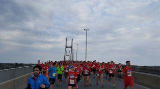 Miles de corredores se dieron cita en el maratón.