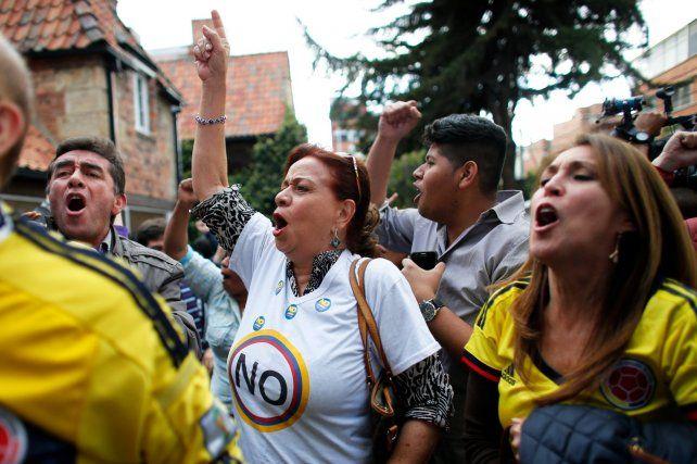 En Colombia ganó el no y se cayó el acuerdo de paz con las Farc
