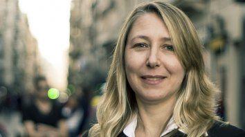 Myriam Bregman, diputada nacional y miembro del Frente de Izquierda (FIT).