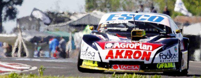 Inalcanzable. El Chevrolet de Ortelli se paseó por Concepción. Igual