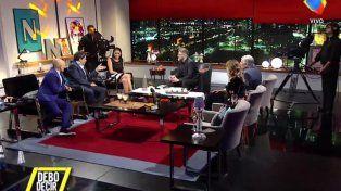 Los invitados. Ronnie Arias
