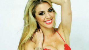 Virginia Gallardo sacó a la luz una imagen en la que posó totalmente desnuda