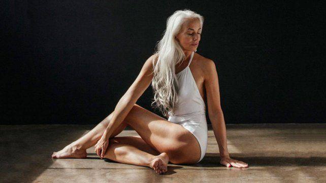 Furor por las fotos de la abuela mas sexy del mundo