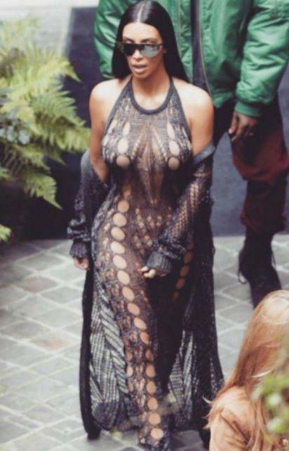Tremendo susto para Kim Kardashian que fue asaltada a punta de pistola en su habitación