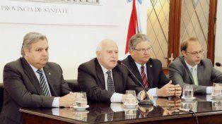 El gobernador Miguel Lifschitz dijo que el presupuesto pone el acento en la inversión pública