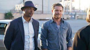 Dúo dinámico. Damon Wayans y Clayne Crawford interpretan Murtaugh y Riggs