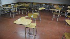 Las aulas de las universidades dependientes de la UNR volverán a estar vacías mañana.