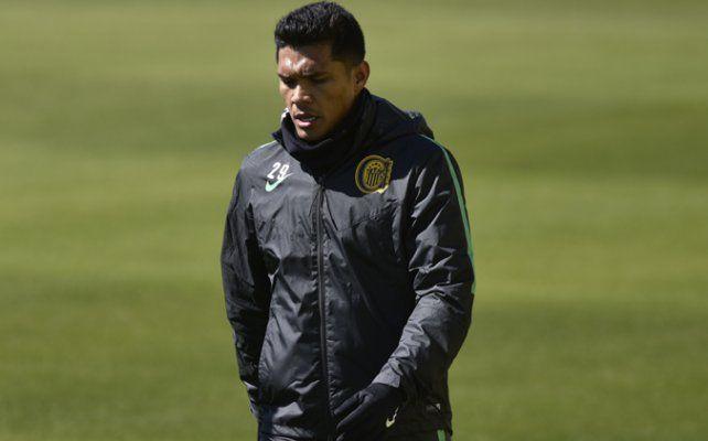 Teo Gutiérrez es una de las opciones que maneja Coudet para acompañar a Ruben en la delantera.