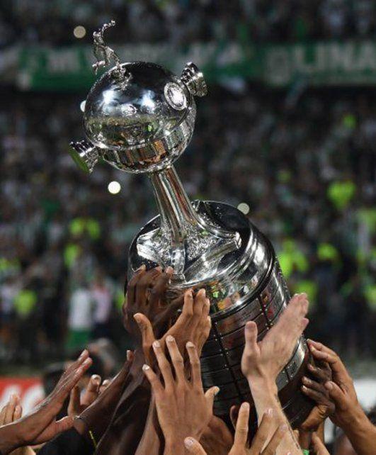 Se mira y se toca. La Copa Libertadores