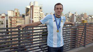 El nuevo campeón mundial de Rosario
