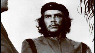 La icónica foto del Che.