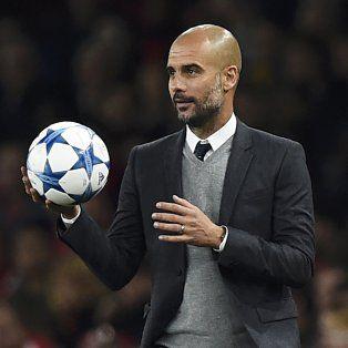 El defensor argentino expresó su satisfacción por ser entrenado por uno de los mejores técnicos del mundo.