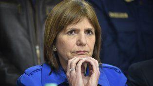 La ministra de Seguridad nacional