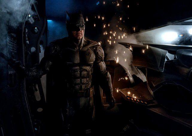 Ben Affleck le salió al cruce a las críticas negativas que recibió la película Batman vs. Superman.